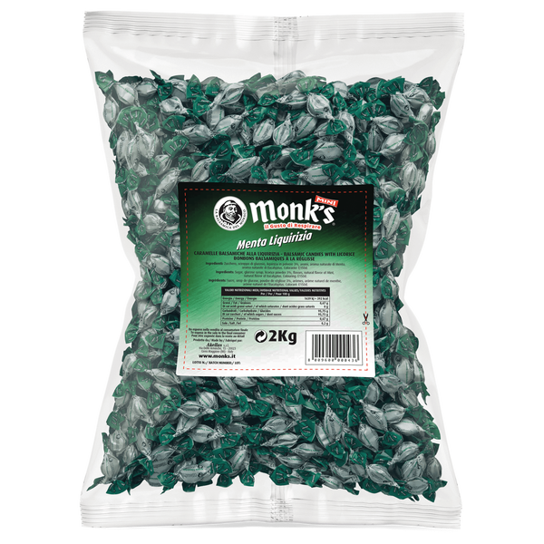 <p>Monk's Mini Menta e Liquirizia</p>